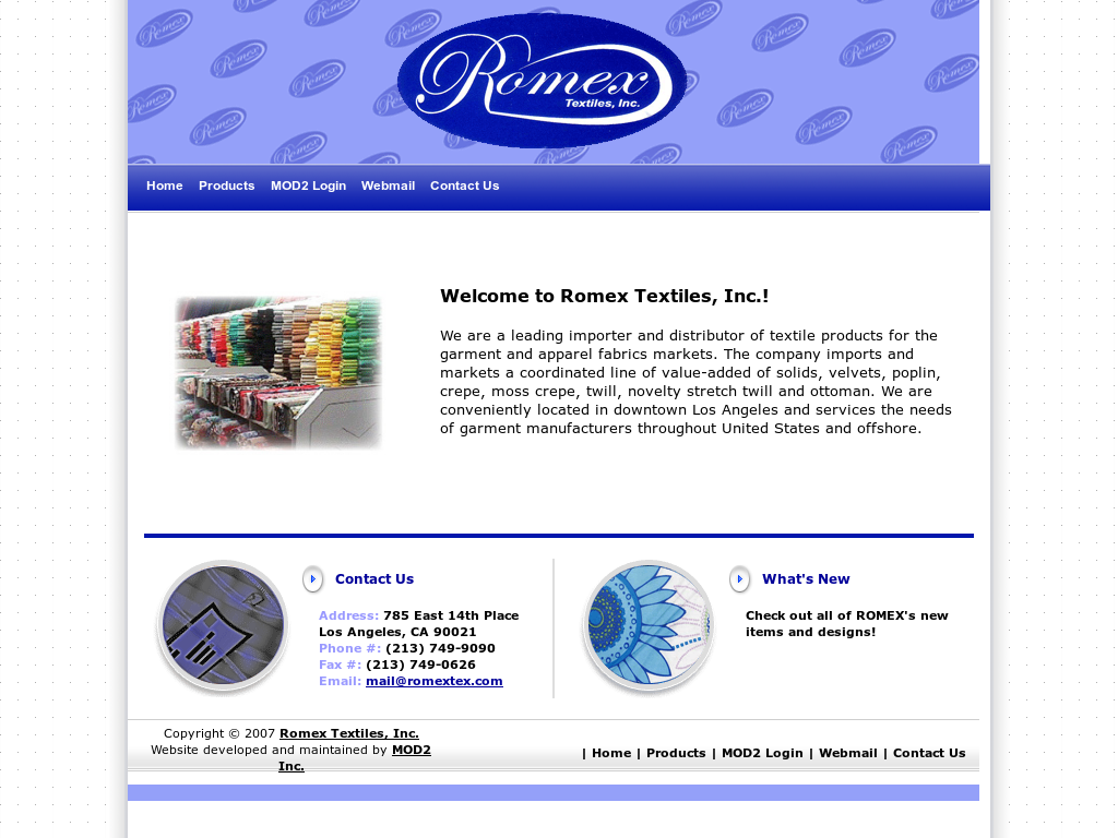 Romex Textiles Competitors, Revenue and Employees - Owler