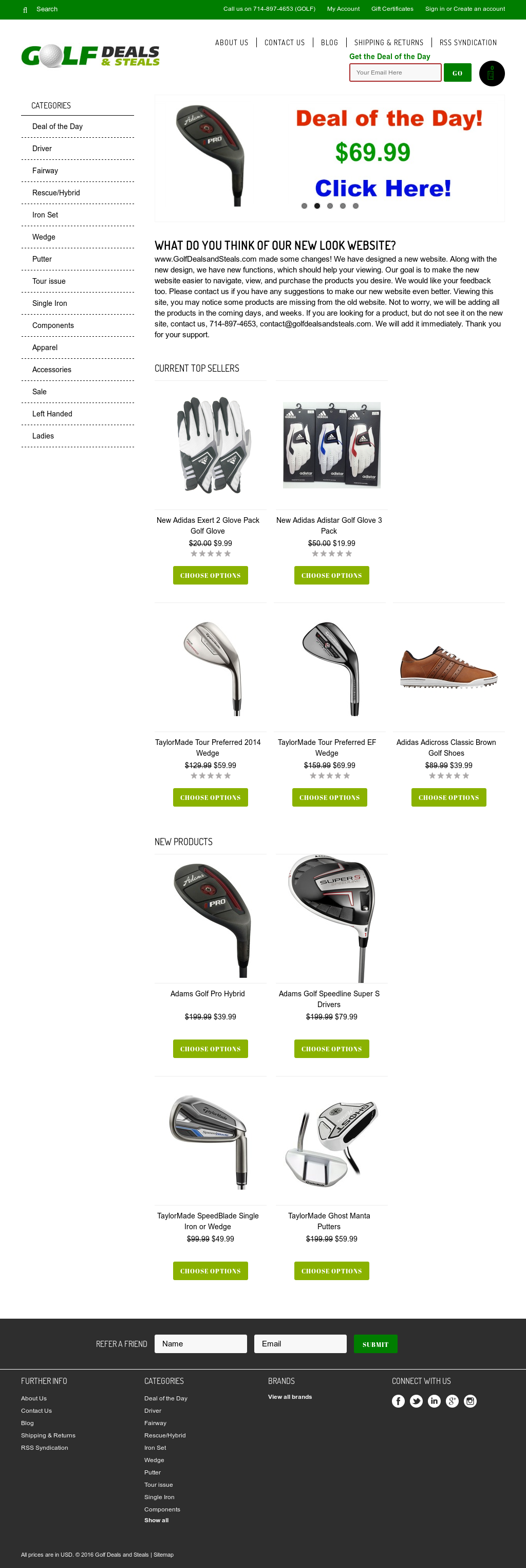 Golf Deals And Steals S Competitors Revenue Number Of Employees Funding Acquisitions News Owler Company Profile