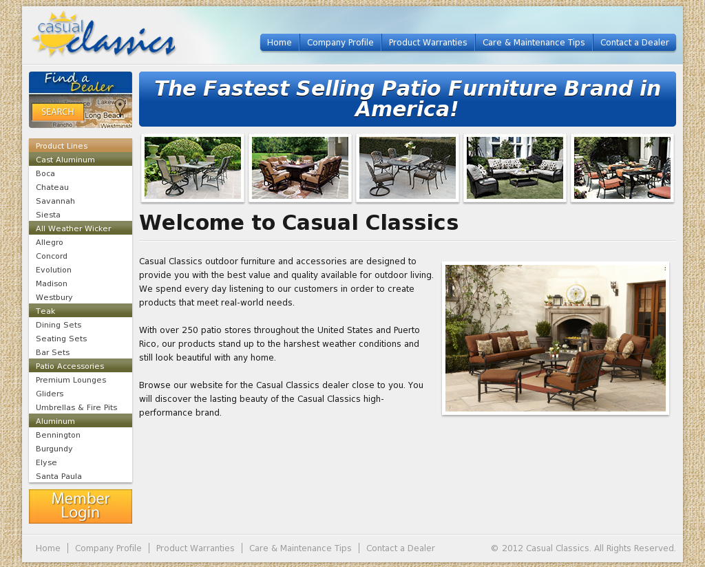 Casual Classics Competitors, Revenue And Employees   Owler Company Profile