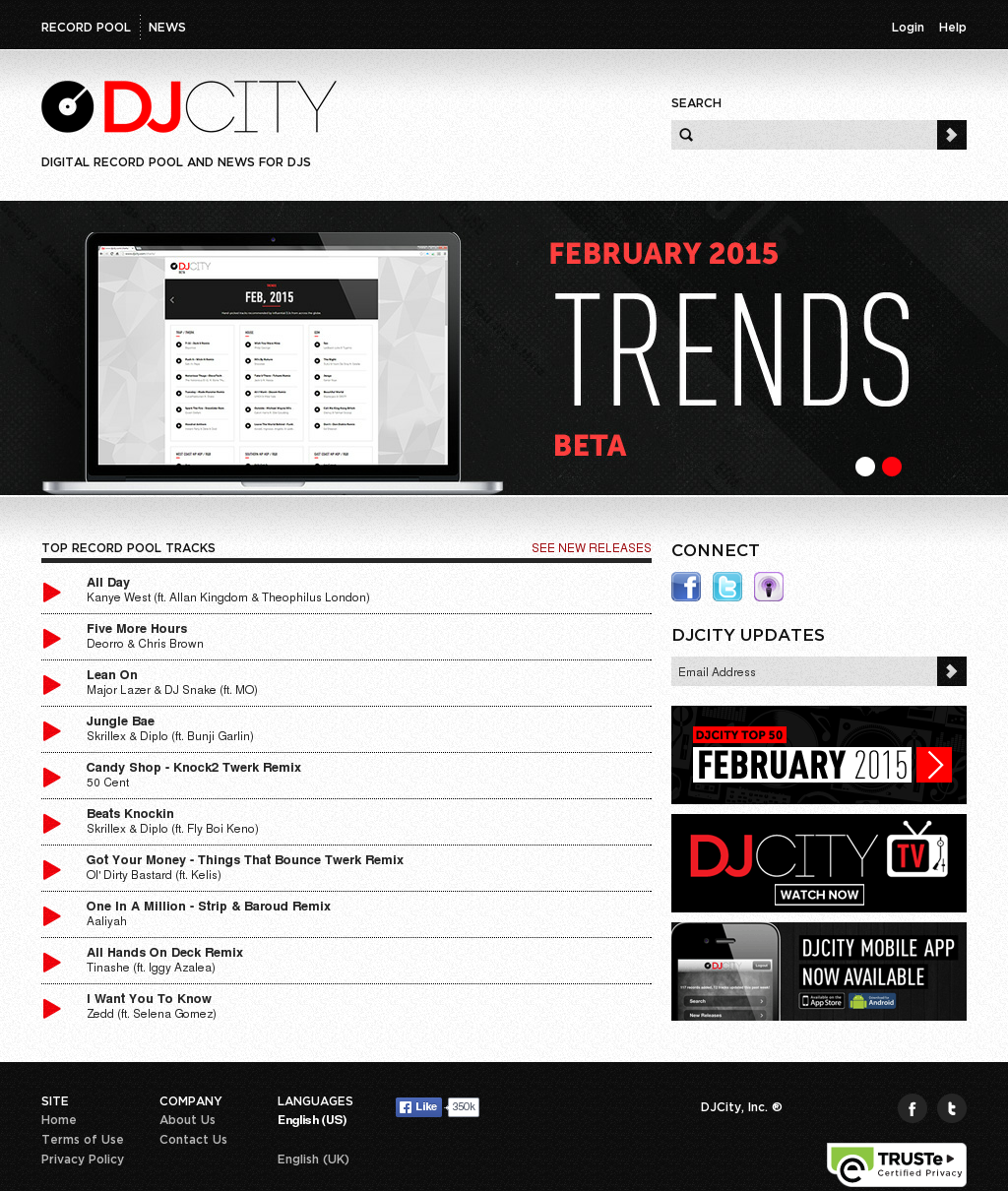 Djcity Competitors, Revenue and Employees - Owler Company Profile