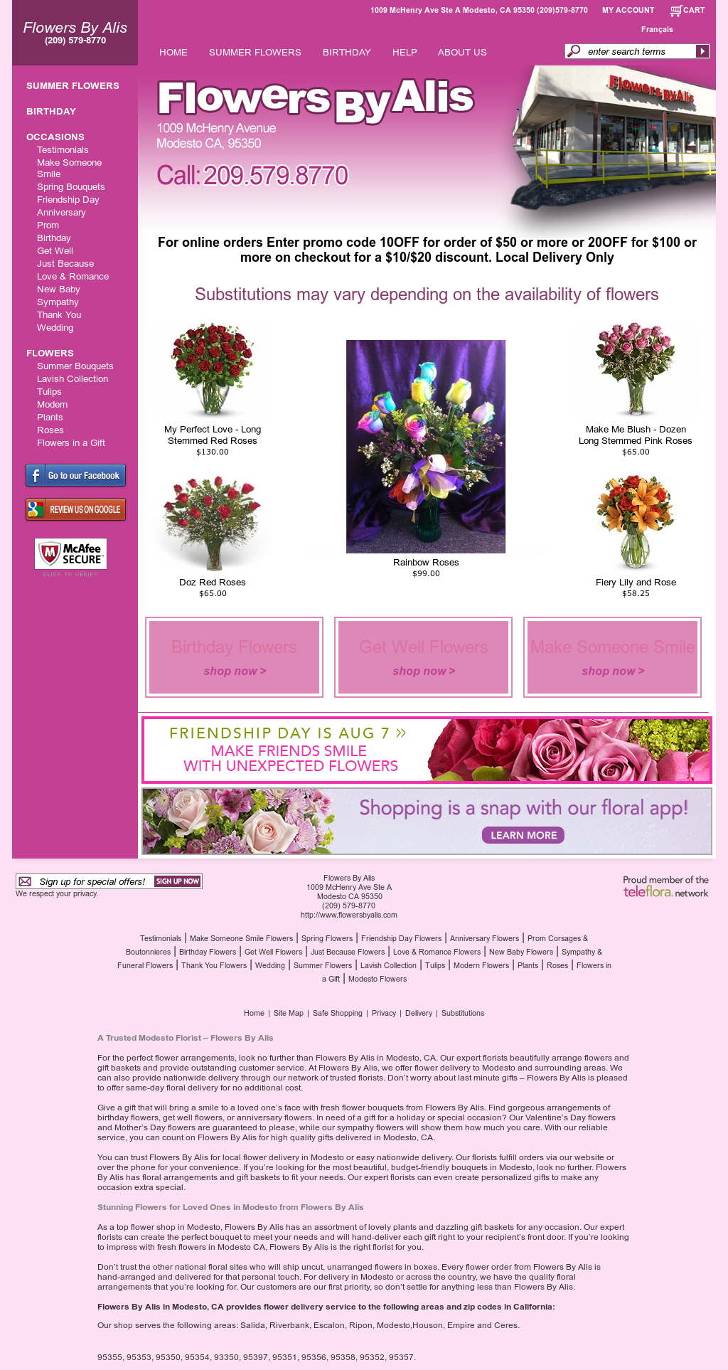 Flowers By Alis & Elegant Events Competitors, Revenue and Employees - Owler Company Profile