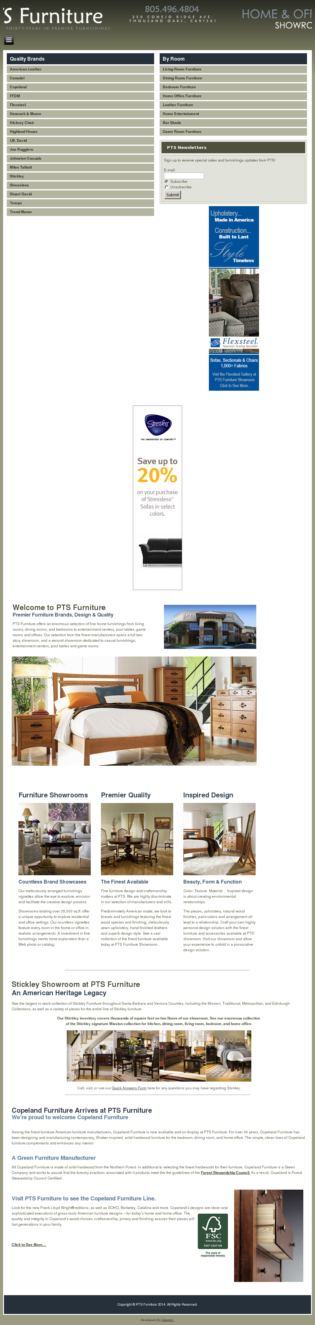 Pts Home Office Furniture Compeors