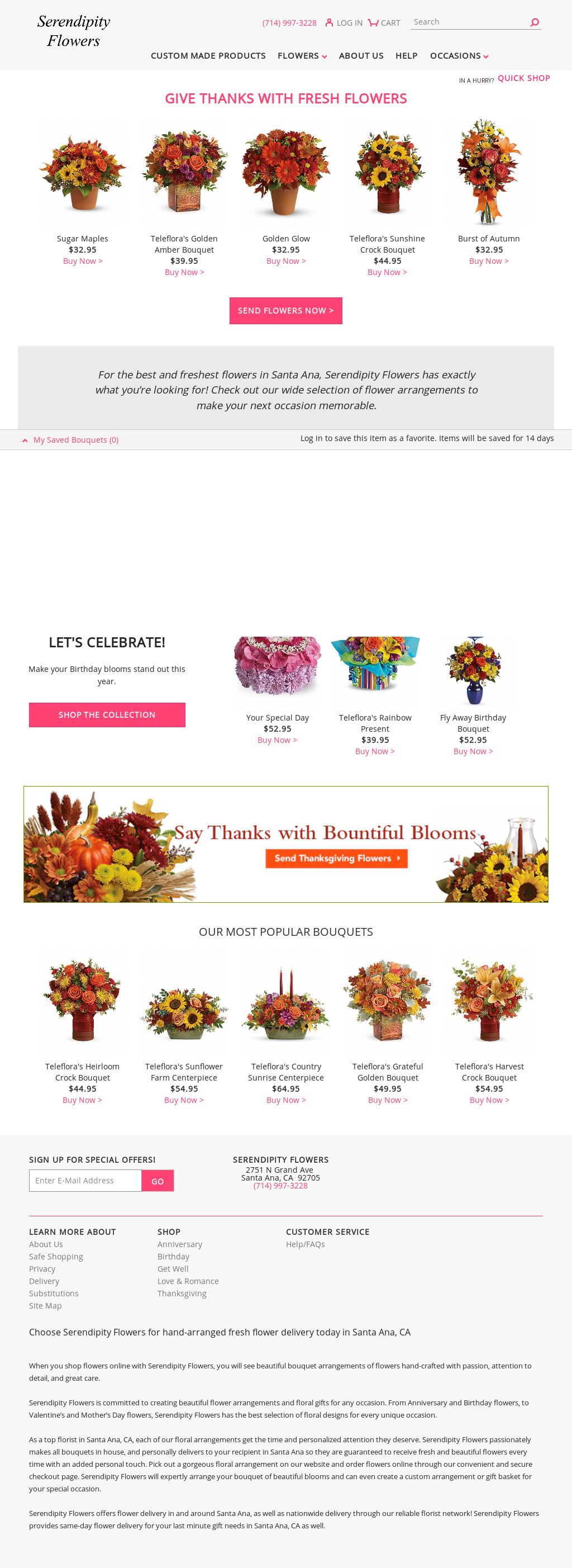 Serpendipity flowers competitors revenue and employees owler serpendipity flowers website history izmirmasajfo