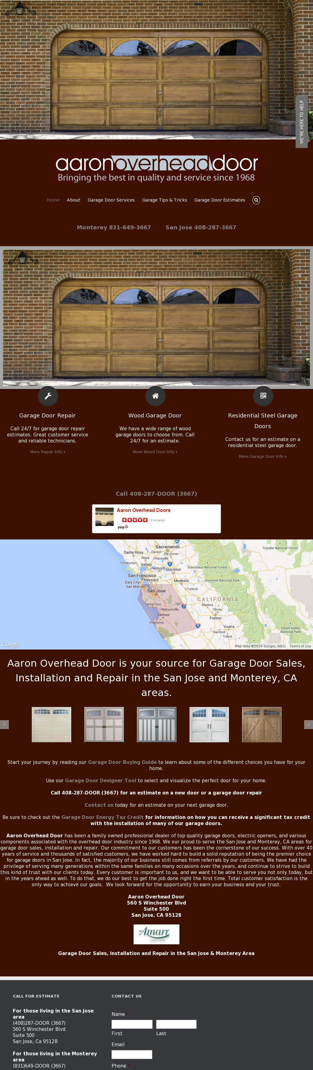 Aaronoverheaddoor Competitors, Revenue And Employees   Owler Company Profile