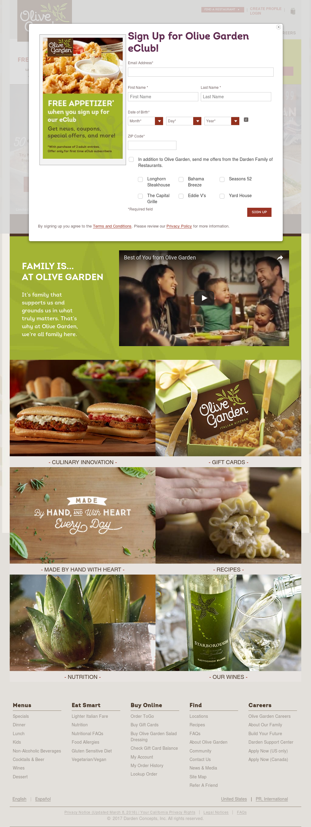 Olive Garden Competitors Revenue And Employees Owler Company Profile