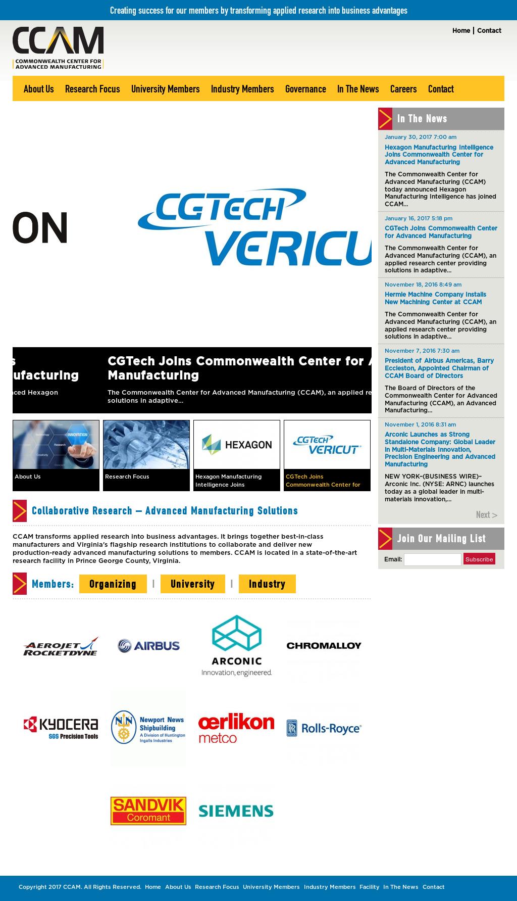 Ccam Va Competitors, Revenue and Employees - Owler Company Profile
