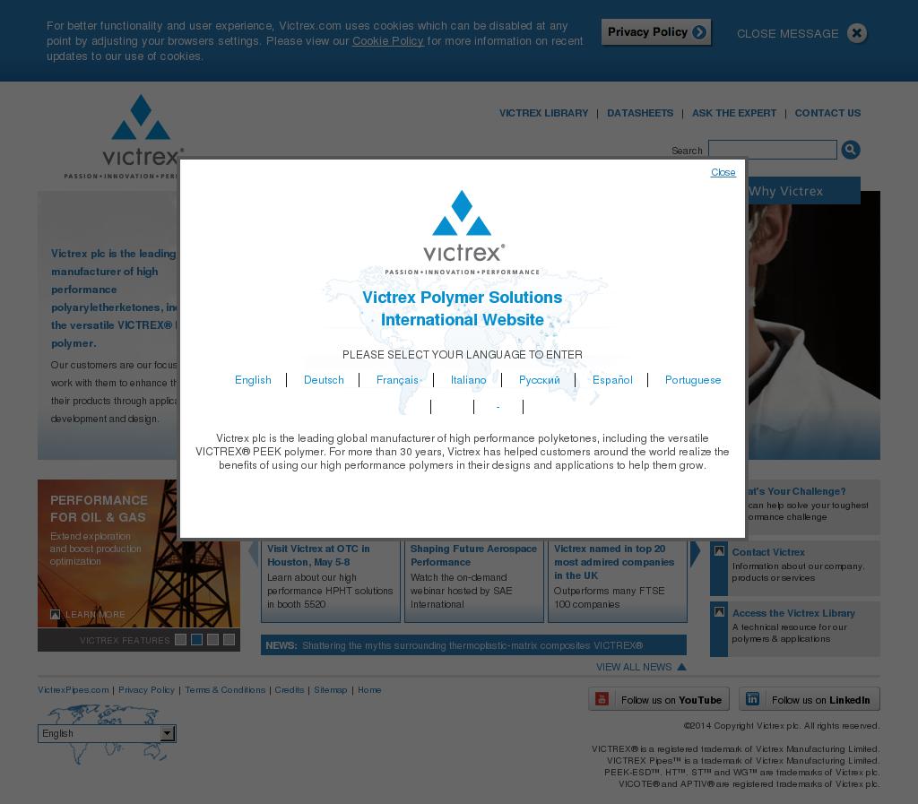 victrex plc annual report