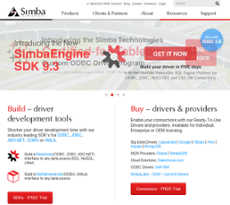 Simba Technologies Competitors, Revenue and Employees