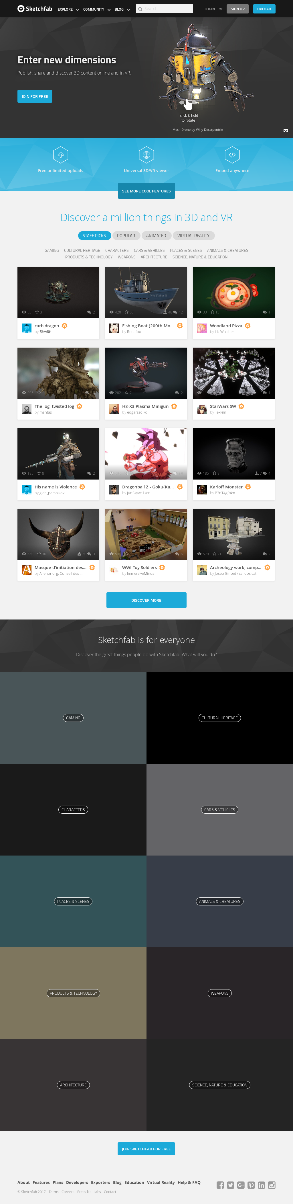 Sketchfab Competitors, Revenue and Employees - Owler Company