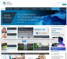 Verisk website history