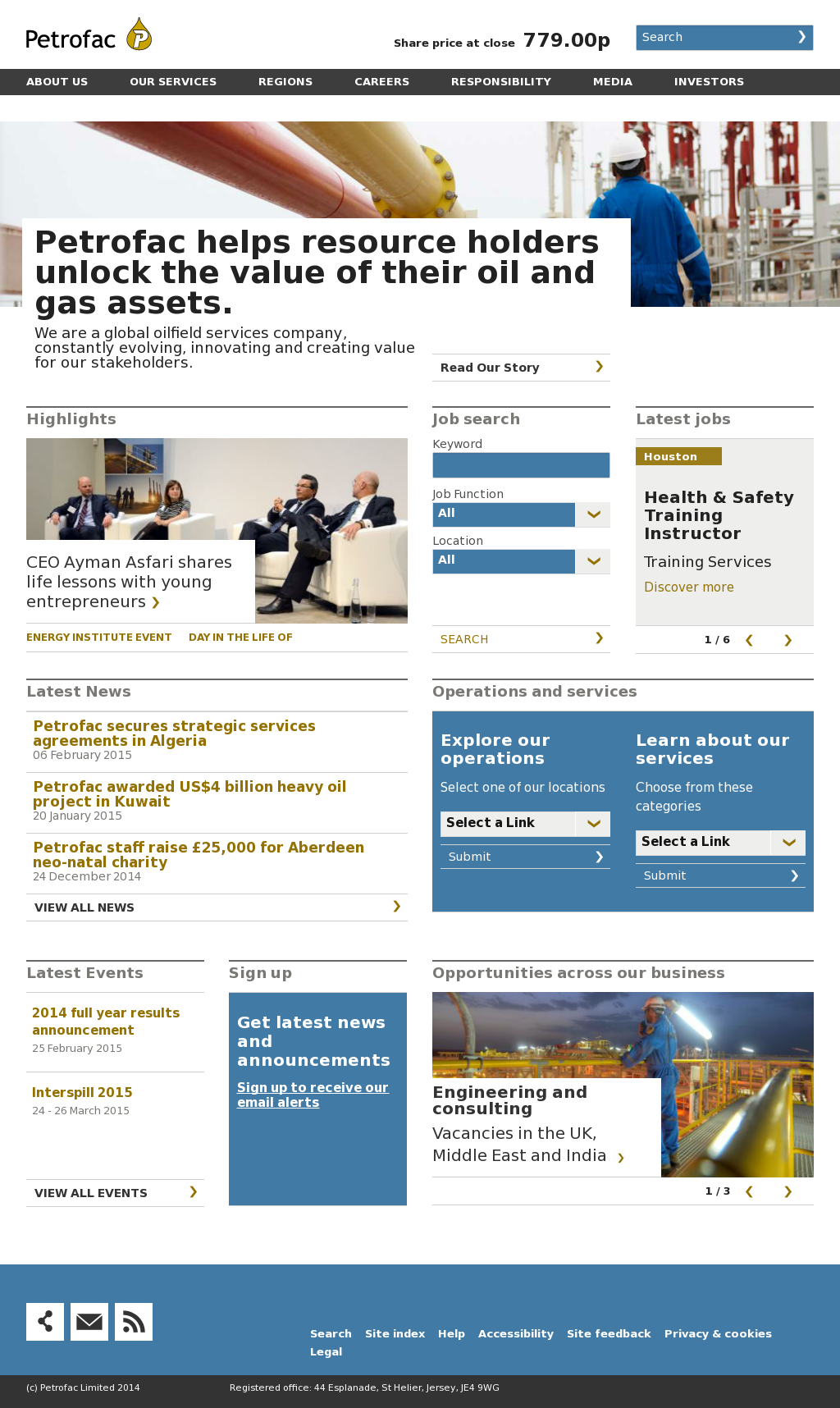 Petrofac Competitors, Revenue and Employees - Owler Company Profile
