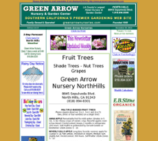 Green Arrow Nursery Compeors Revenue And Employees