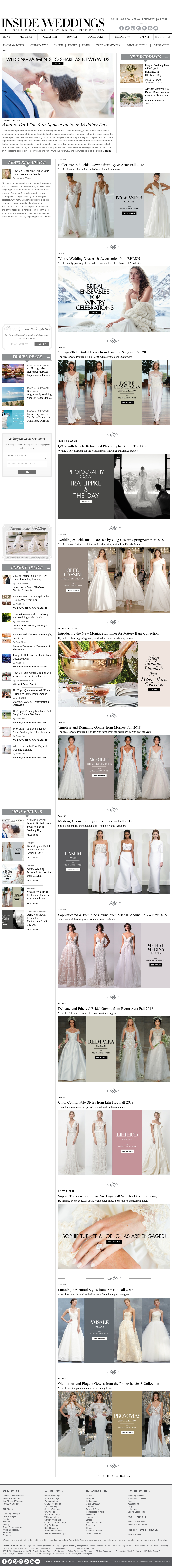 Inside Weddings Competitors, Revenue and Employees - Owler