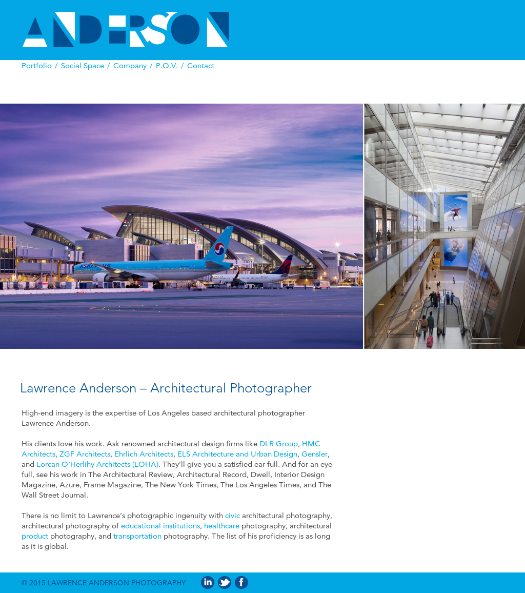 Lawrence Anderson Photography Competitors, Revenue and