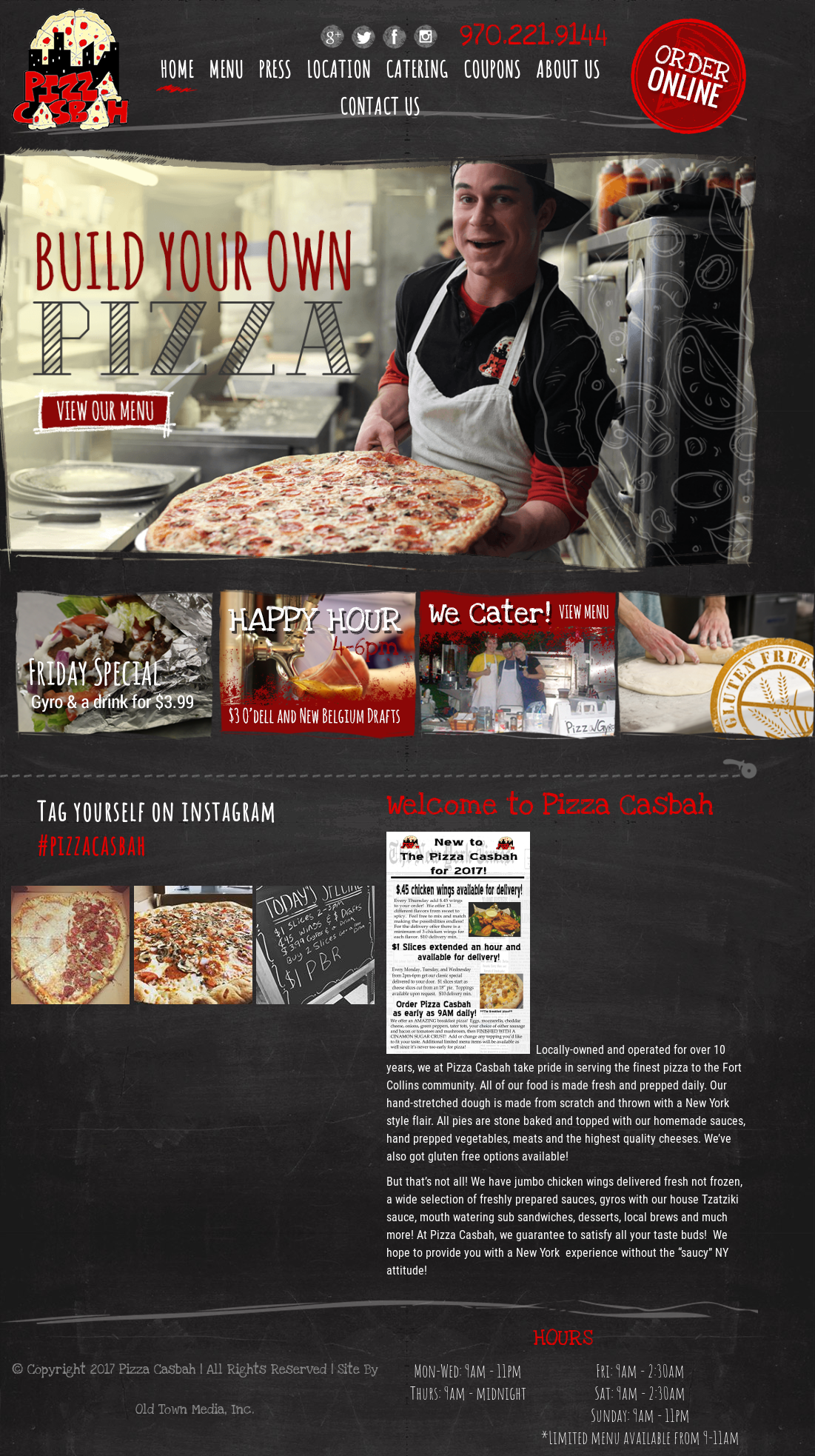 pizza casbah competitors revenue and employees owler company profile