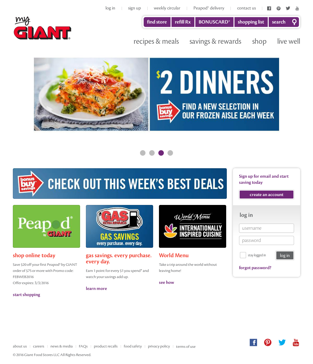 Giant Food Stores Competitors, Revenue and Employees - Owler