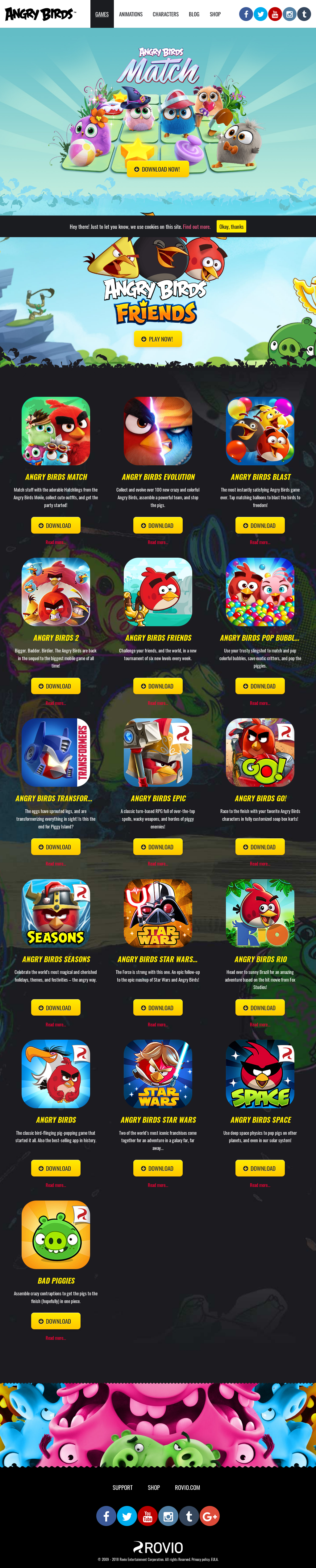 Angrybirds Competitors, Revenue and Employees - Owler Company Profile