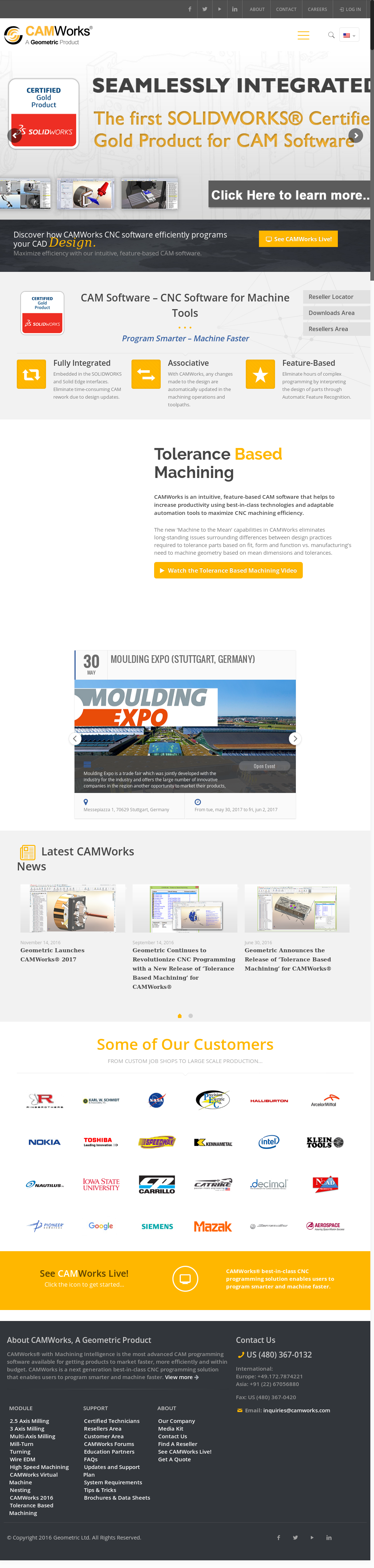 CAMWorks Competitors, Revenue and Employees - Owler Company Profile