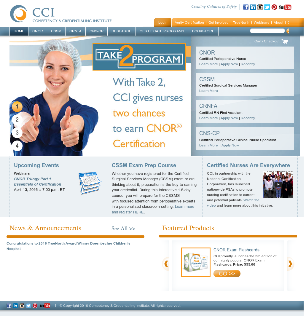 Competency Credentialing Institute Competitors Revenue And