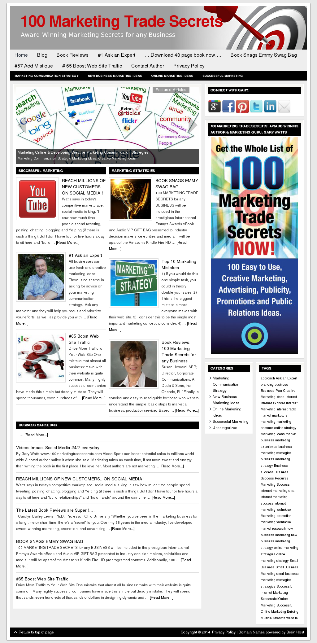 100 Marketing Trade Competitors, Revenue and Employees - Owler