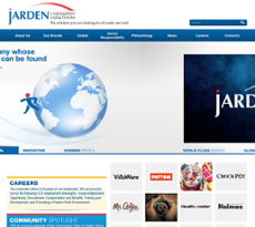 Jarden consumer solutions company profile owler for Jarden consumer solutions