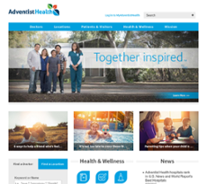 Adventist Health Competitors, Revenue and Employees - Owler