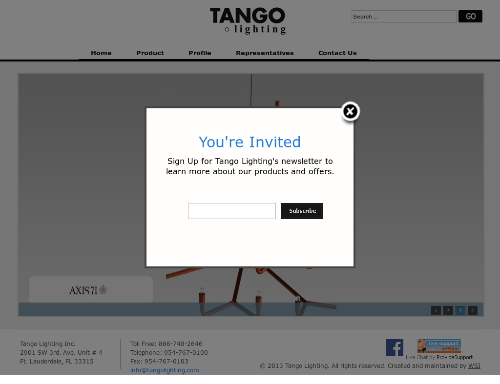 Tango Lighting Competitors, Revenue and Employees - Owler Company
