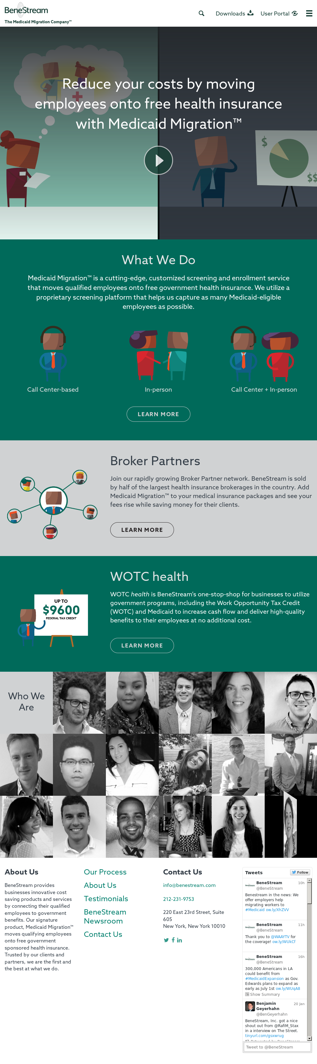 BeneStream Competitors, Revenue and Employees - Owler