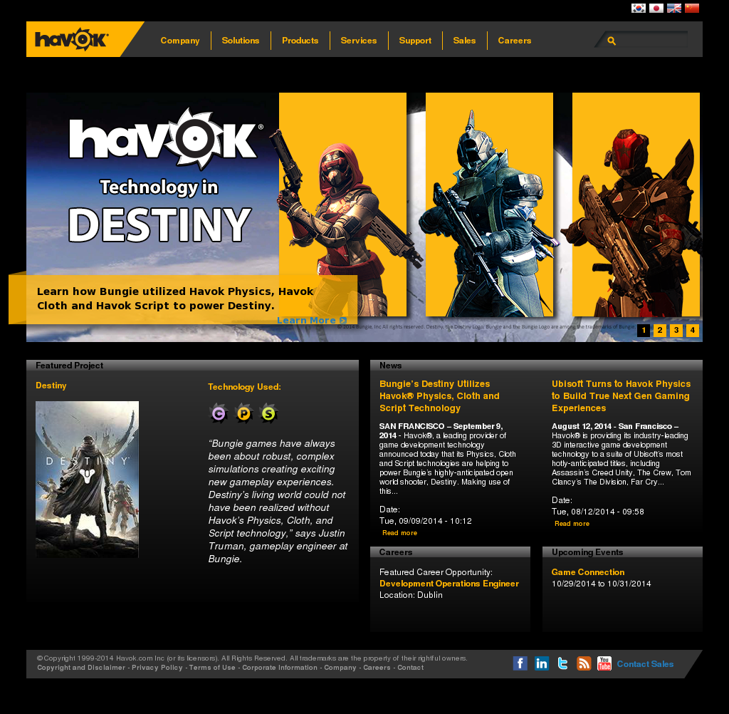 Havok Competitors, Revenue and Employees - Owler Company Profile