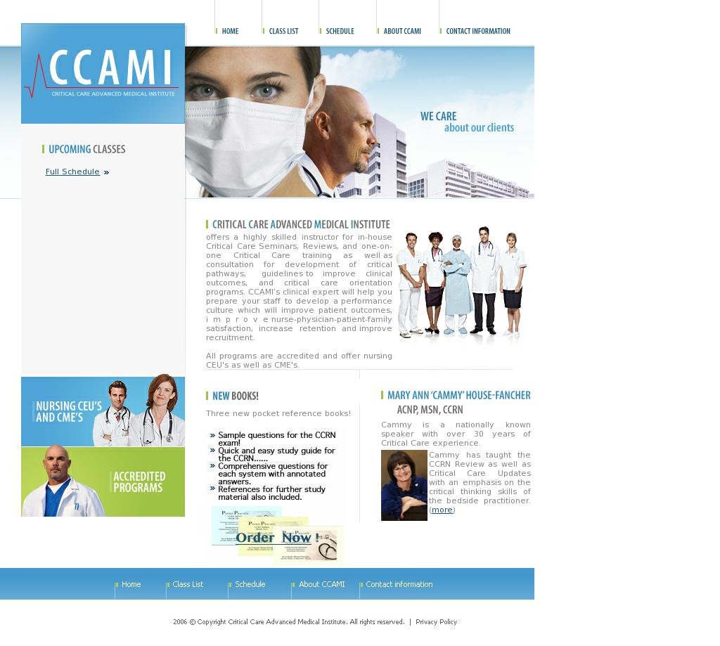 Critical Care Advanced Medical Competitors, Revenue and