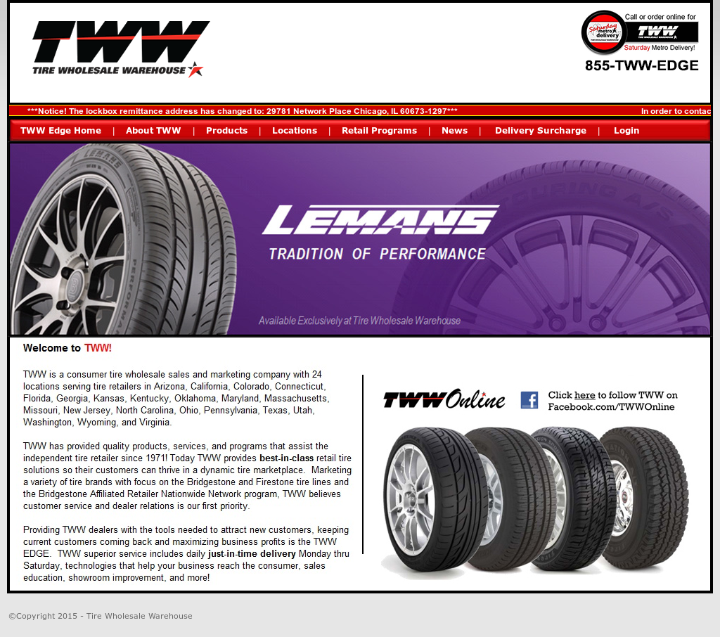 Tire Wholesale Warehouse >> Tire Wholesale Warehouse Competitors Revenue And Employees