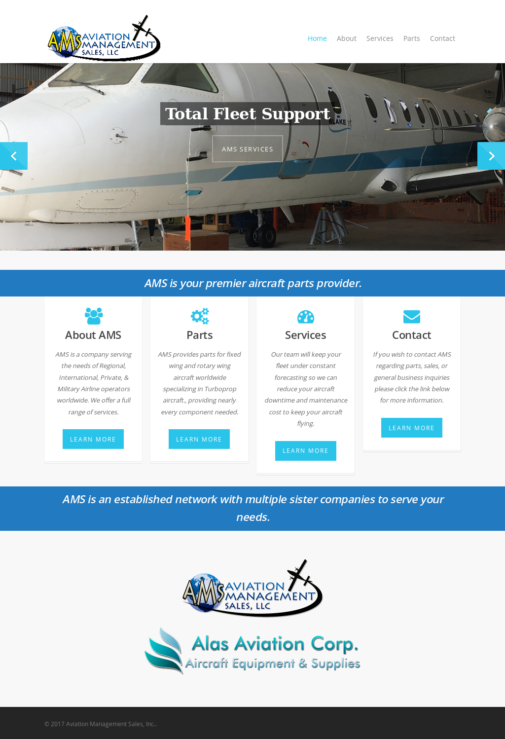 Aviation Management Sales Competitors, Revenue and Employees