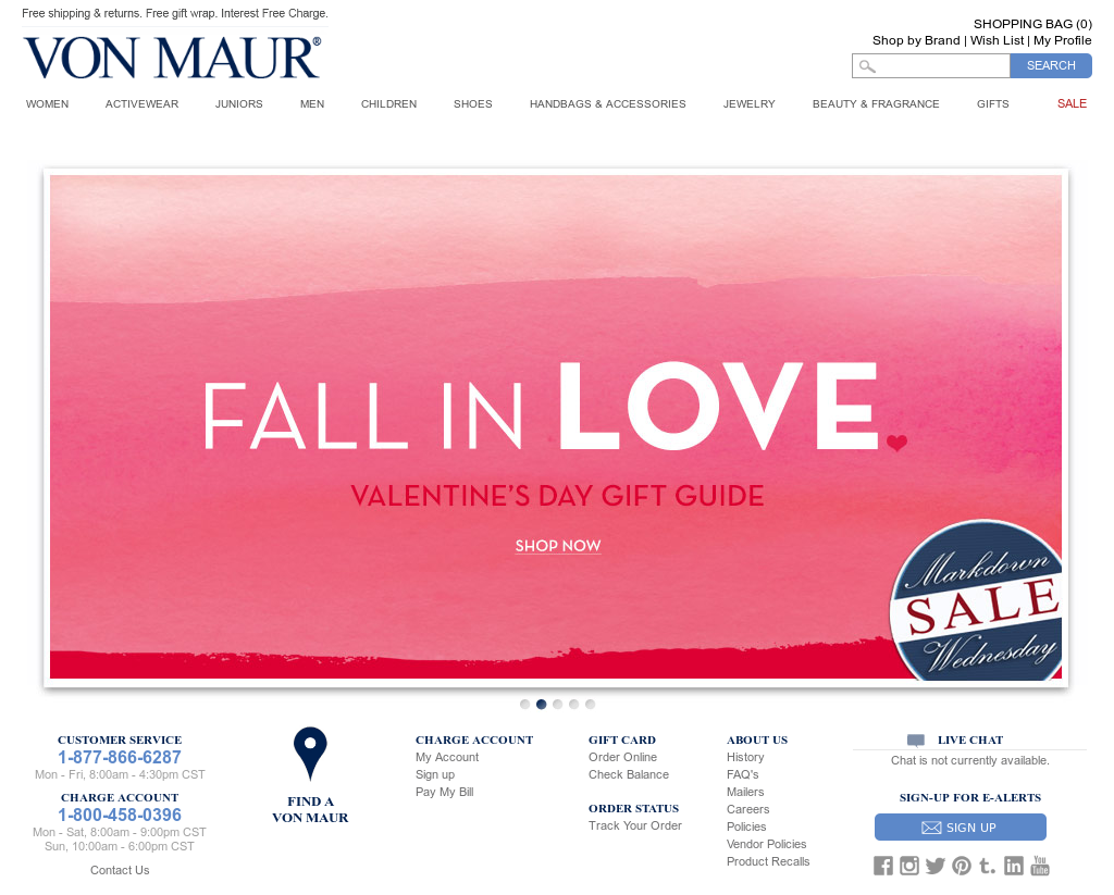 Von Maur Competitors, Revenue and Employees - Owler Company Profile
