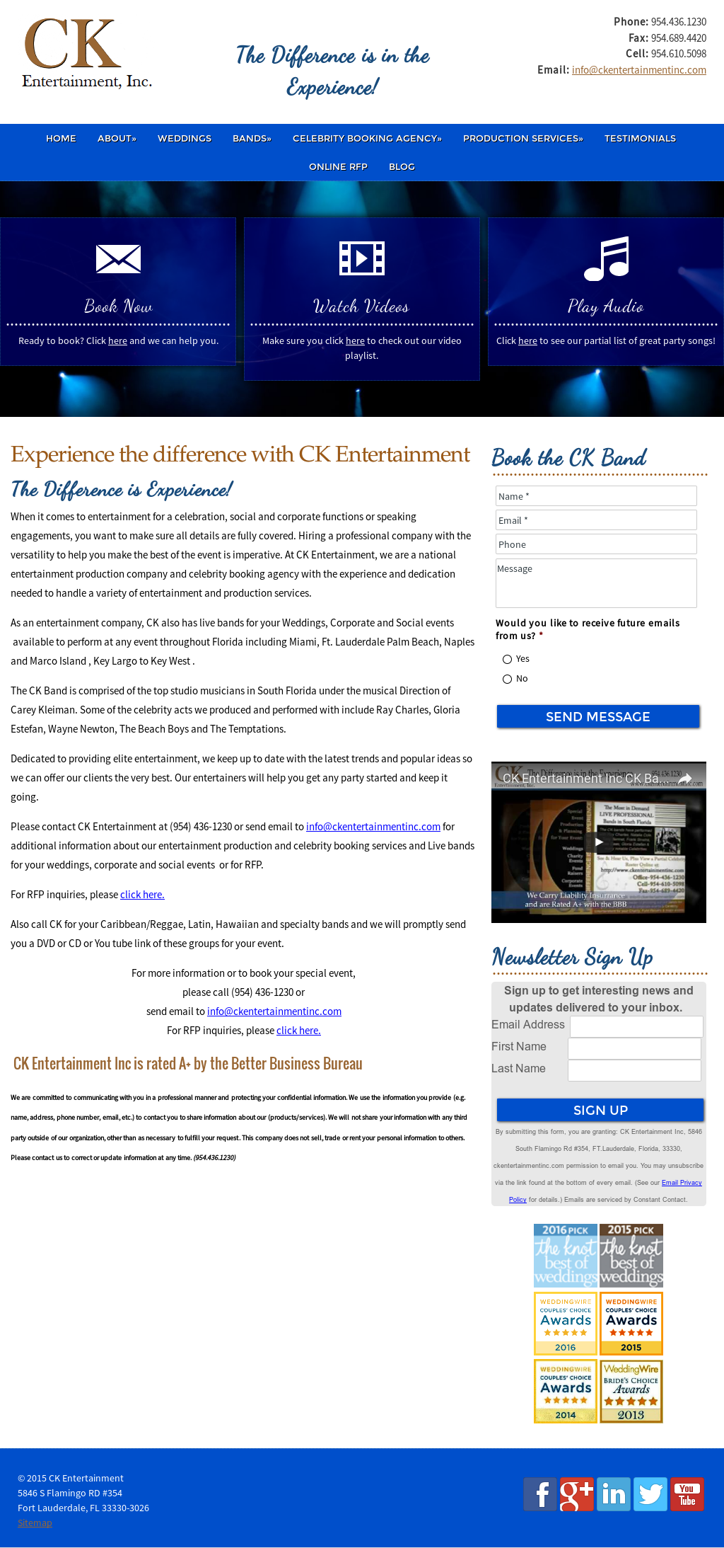 CK Entertainment Competitors, Revenue and Employees - Owler Company