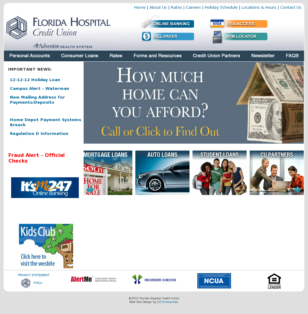 Florida Hospital Credit Union >> Florida Hospital Credit Union Competitors Revenue And