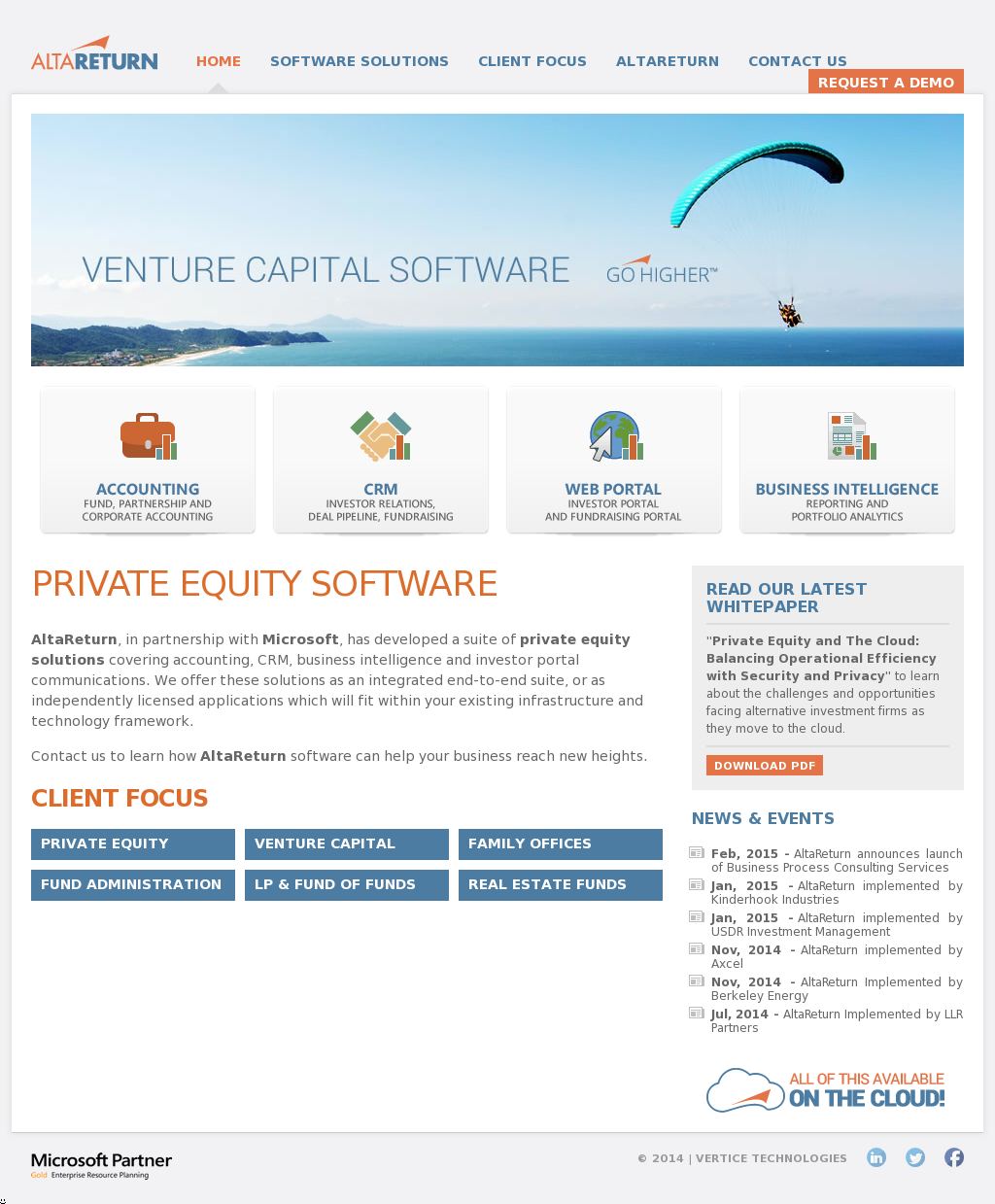 AltaReturn Competitors, Revenue and Employees - Owler Company Profile