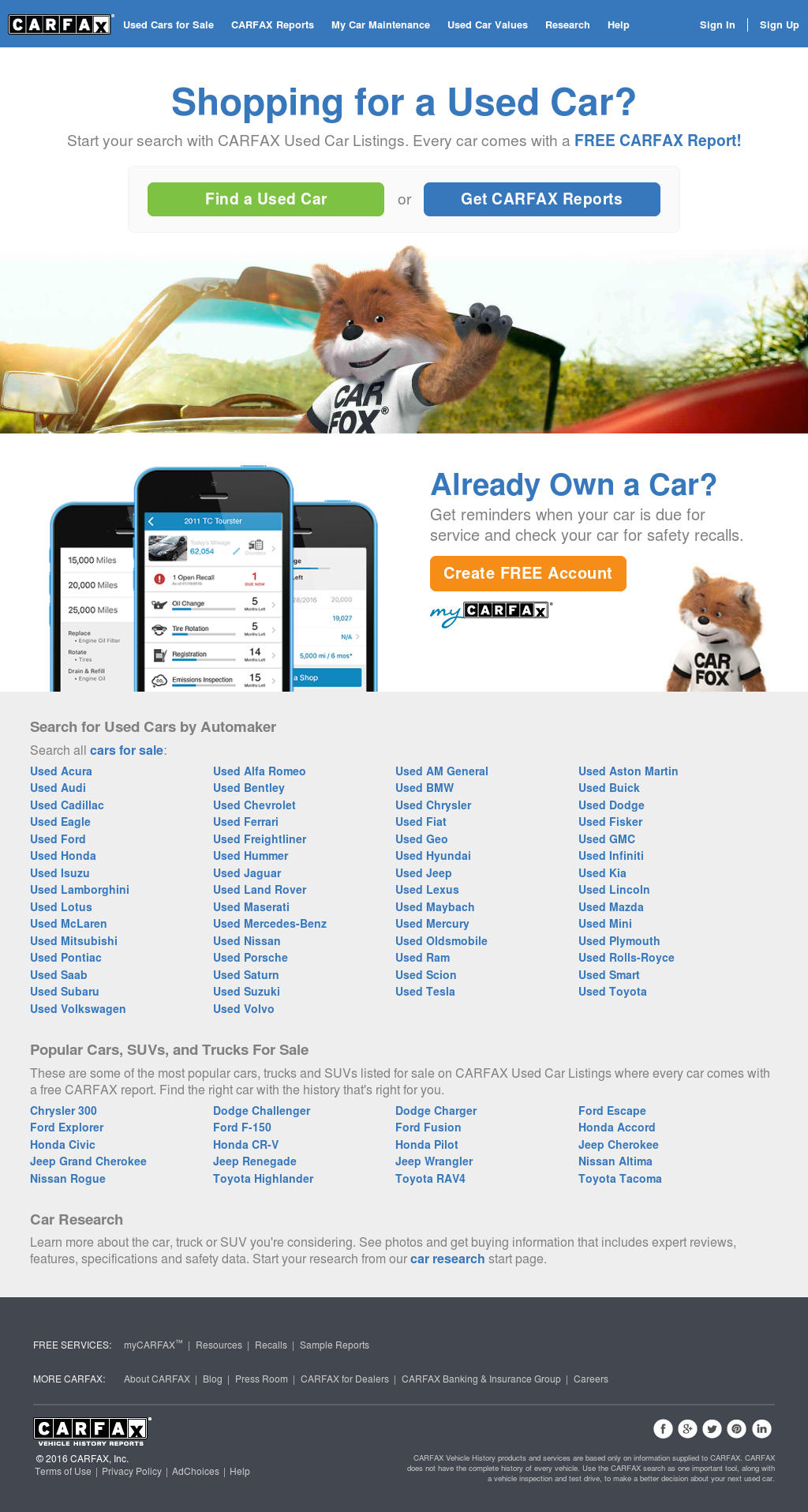Free Carfax Report Usa >> Carfax Com Dealer Login | News of New Car Release