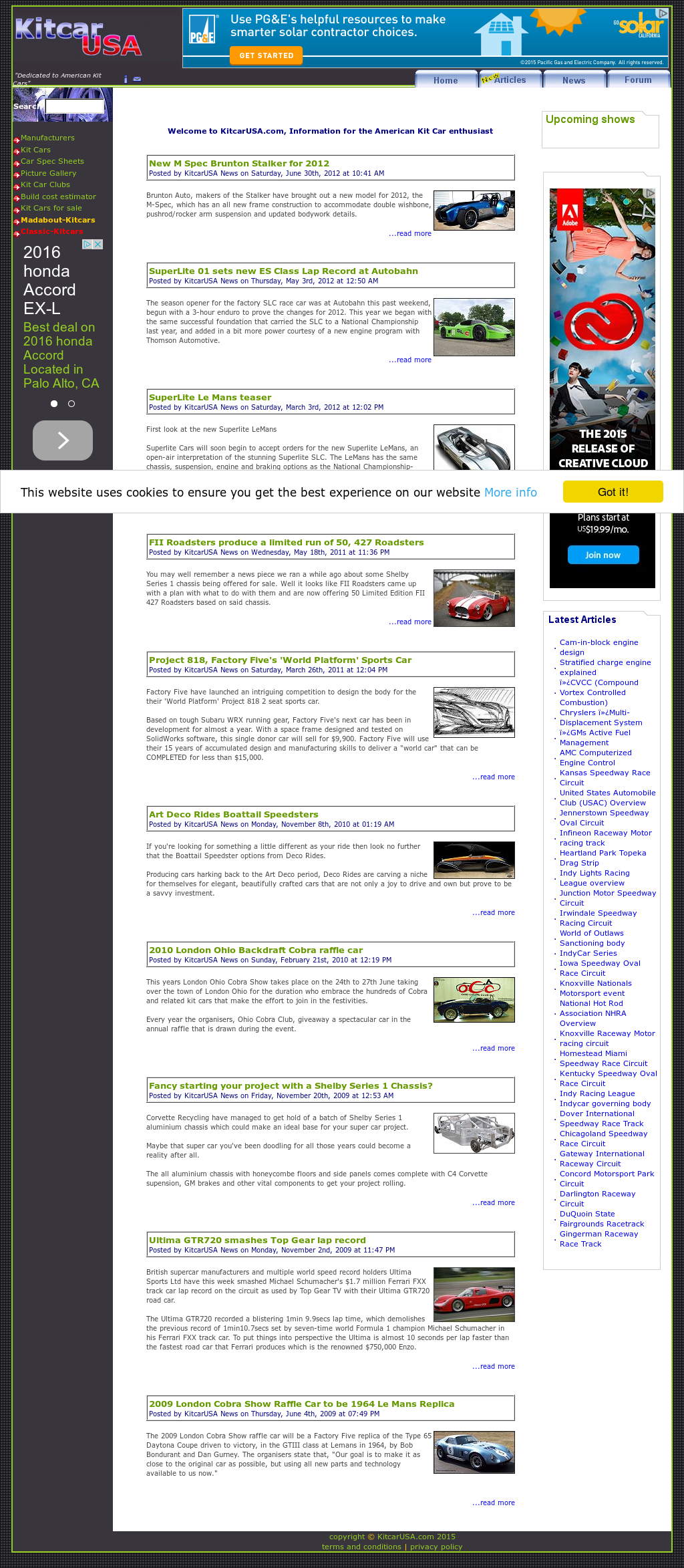 Kit Car Competitors Revenue And Employees Owler Company Profile Circuit Design Suite Screenshot 15