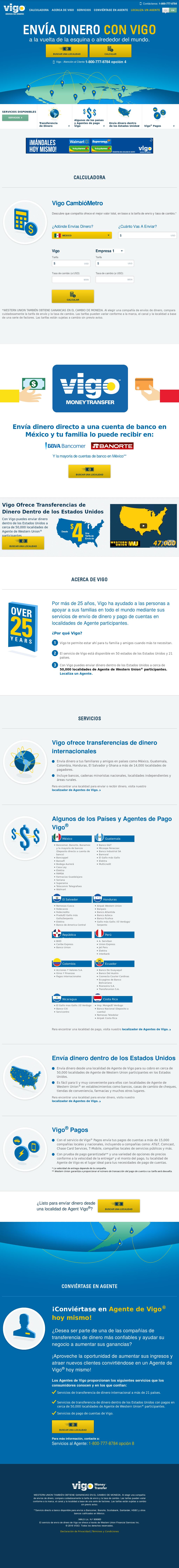 Vigo Compeors Revenue And Employees
