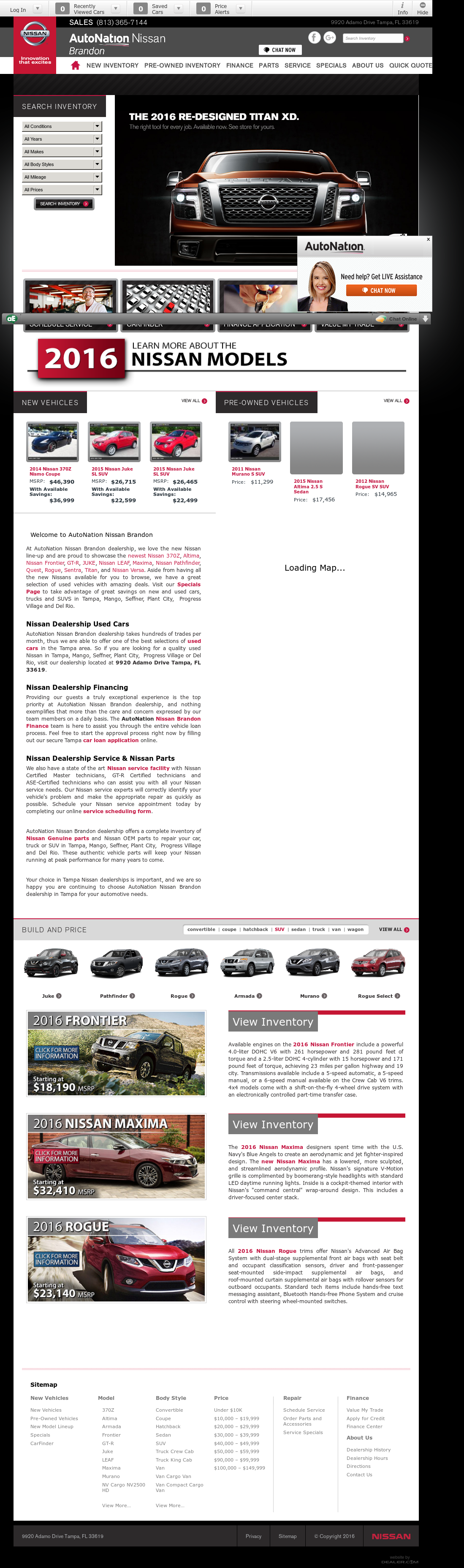 AutoWay Nissan Of Brandon Competitors, Revenue And Employees   Owler  Company Profile