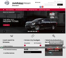 Attractive AutoWay Nissan Of Brandon Website History