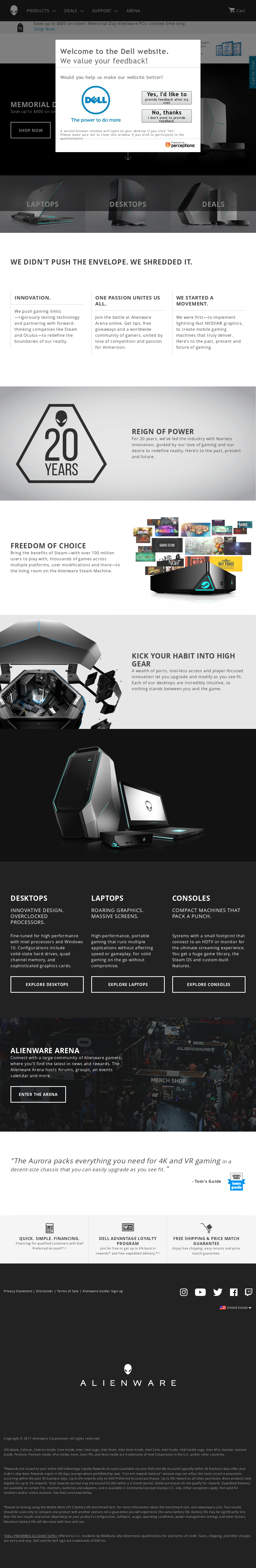 Alienware Competitors, Revenue and Employees - Owler Company
