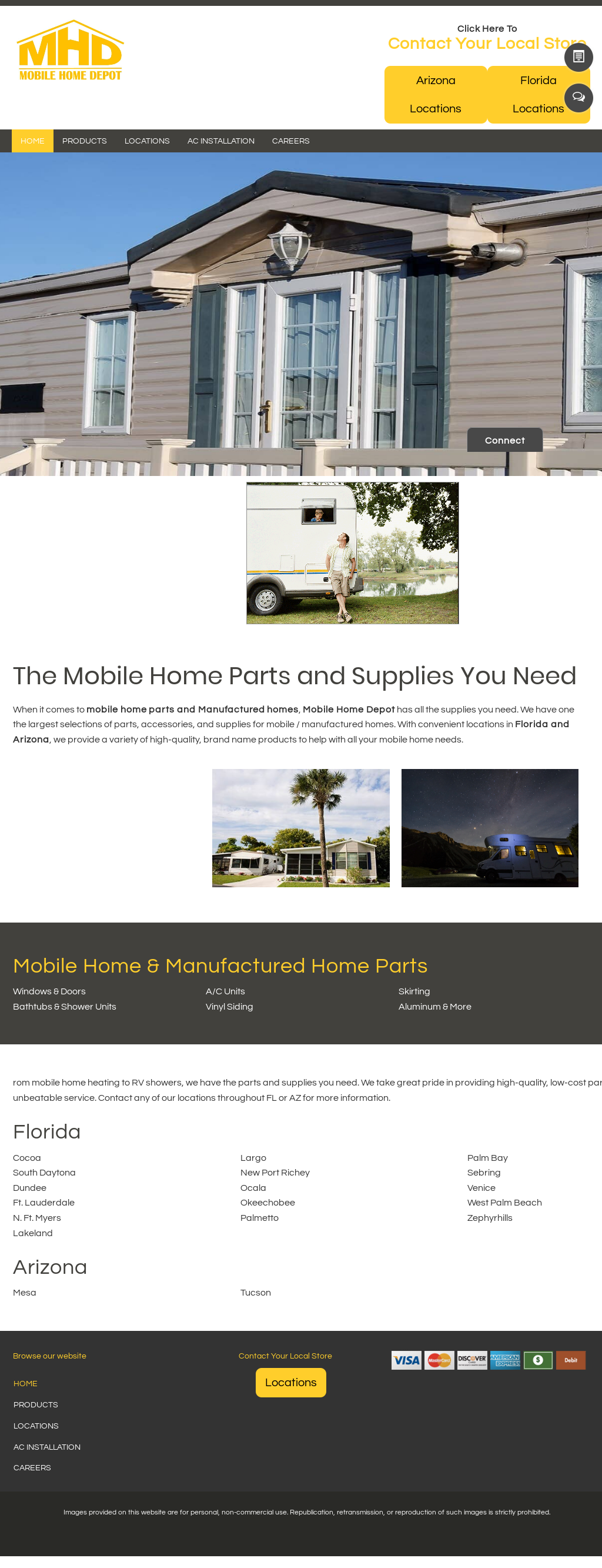 A Mobile Home Depot Competitors, Revenue and Employees - Owler ...