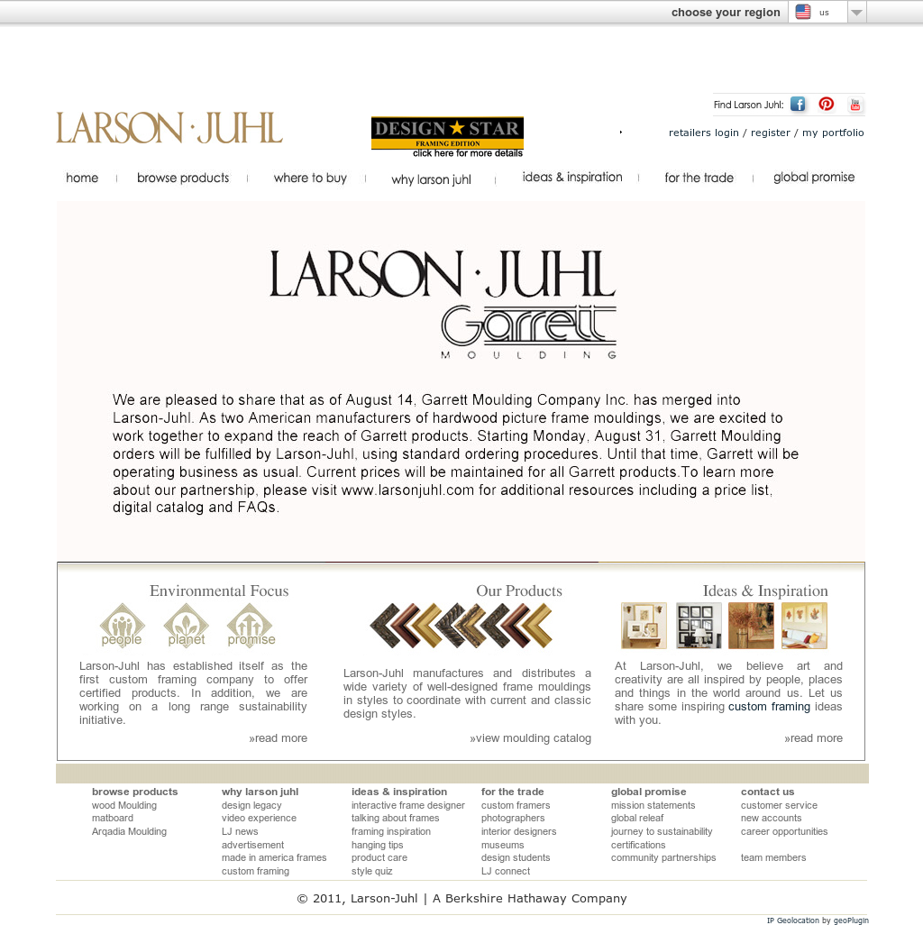 Larson-Juhl Competitors, Revenue and Employees - Owler Company Profile