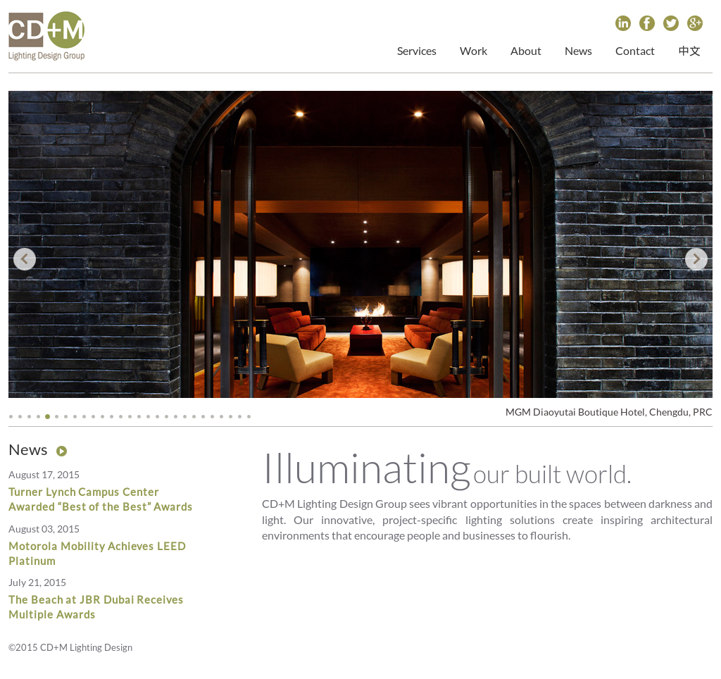 Nice CD+M Lighting Design Group Competitors, Revenue And Employees   Owler  Company Profile