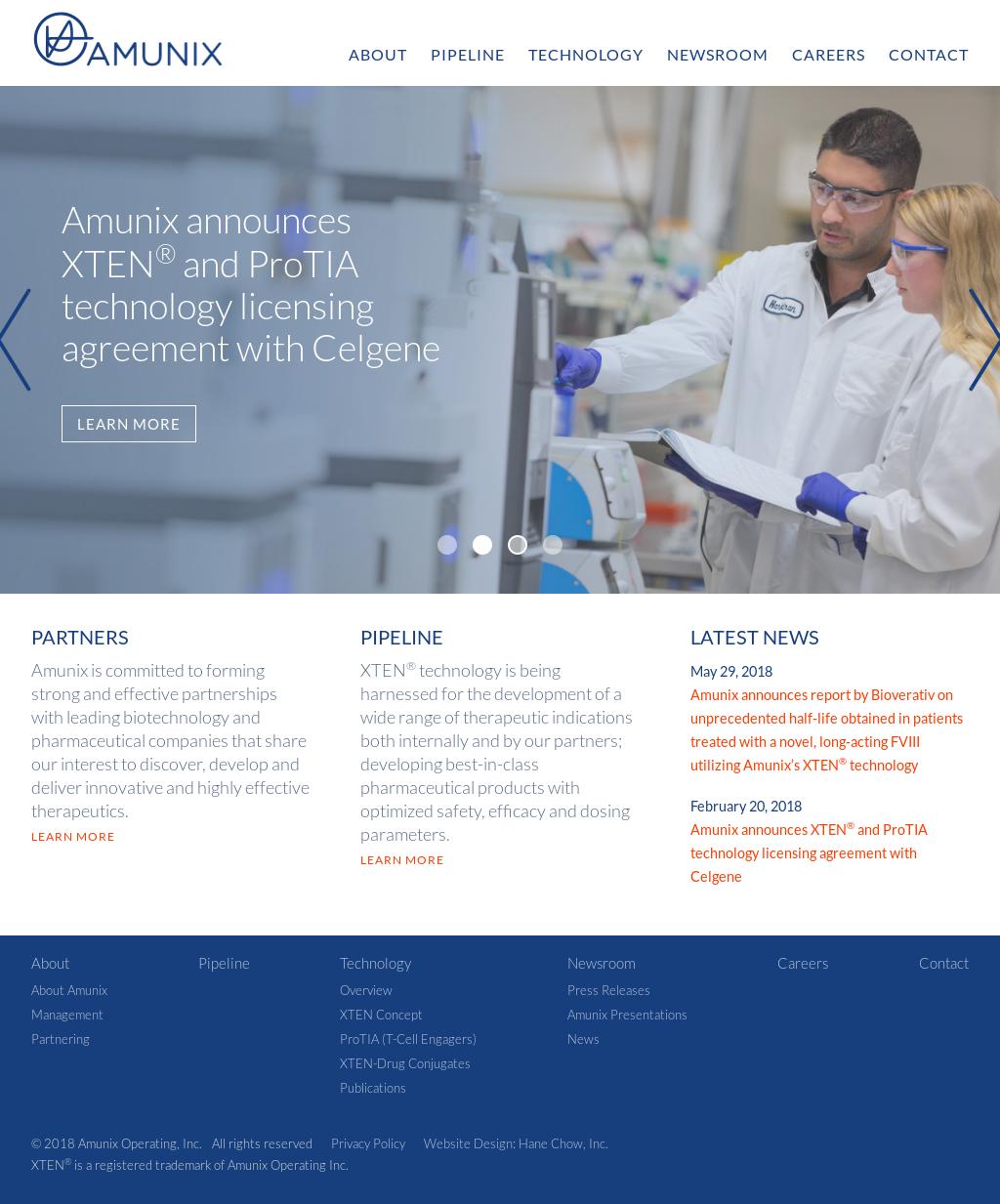 Amunix Competitors, Revenue and Employees - Owler Company