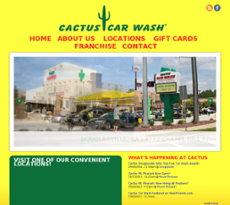 cactus car wash competitors revenue and employees owler company profile