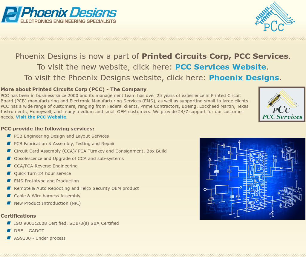Phoenixdesigns Competitors Revenue And Employees Owler Company Wiring Harness Assembly Line Design Profile