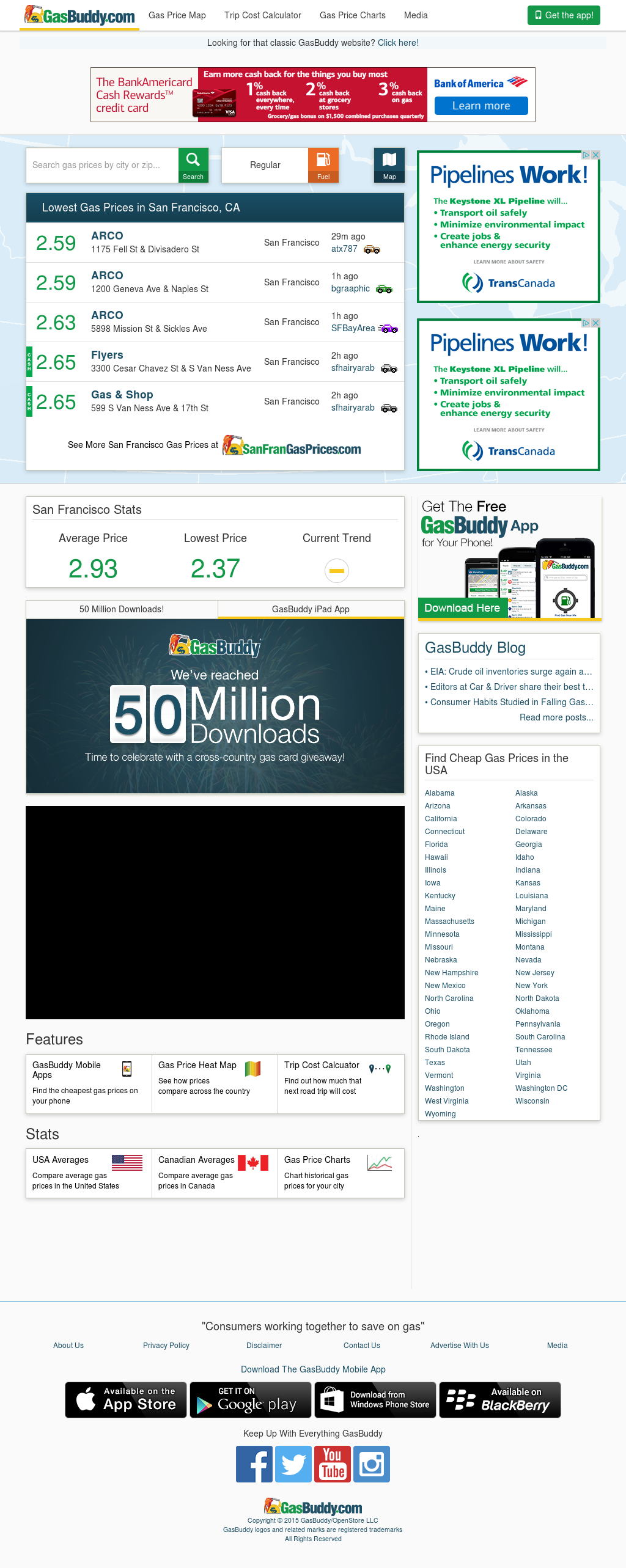 GasBuddy Competitors, Revenue and Employees - Owler Company Profile