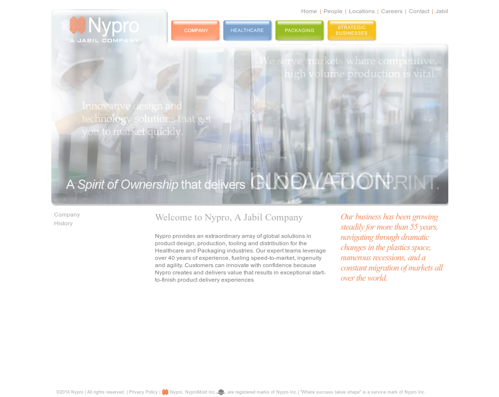 Nypro Competitors, Revenue and Employees - Owler Company Profile